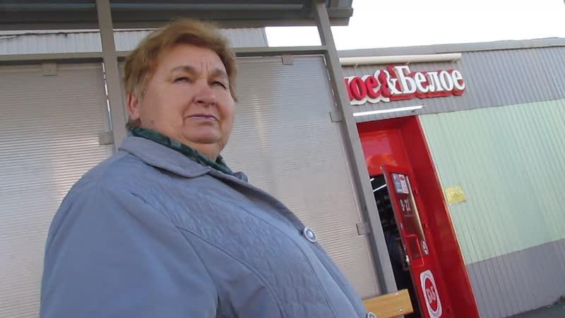 Эльдар Богунов предлагает женщине арбузы бесплатные!
