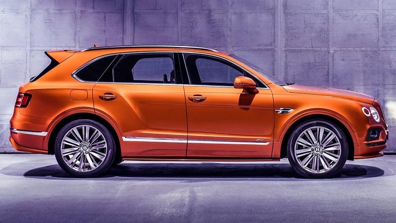 2020 Bentley Bentayga Speed to rival Urus – WORLD'S FASTEST SUV
