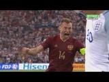 (HD) Англия 1-1 Россия UEFA Euro 2016 England vs Russia