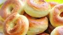Еще вкуснее и мягче баранок: БАГЕЛИ - настоящее чудо выпечки