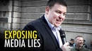 Exposing the media's lies about Tommy Robinson Andrew Lawton