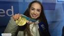 Алина Загитова – Олимпийская Чемпионка! Россия1 2018 2 23