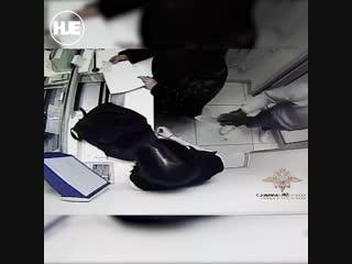 В Москве мужчина попытался ограбить банк, в котором взял кредит