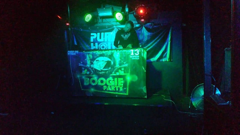 DJ Sandy Live @ Old School BOOGIE PARTY 13 04 18
