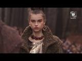 Chanel ОсеньЗима 18-19 Неделя Моды в Париже