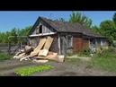 Готовлю старый домик к разборке, освободил чердак, нашел пару старых памятных вещей