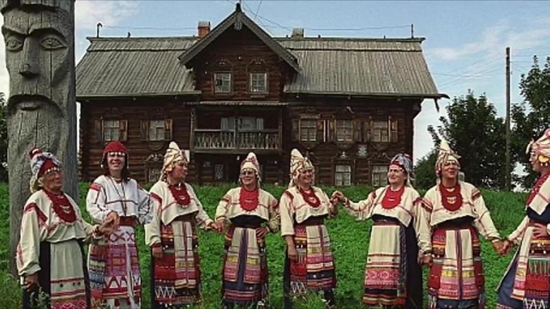 Народы России _ Карелы