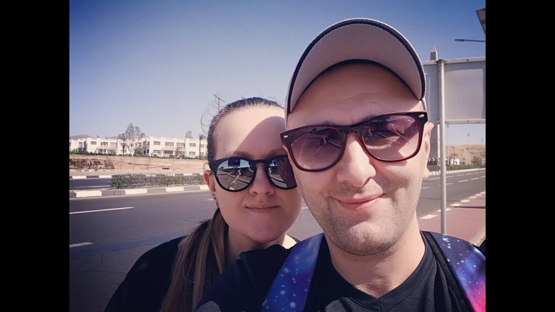 Прогулка по утренним Sharm el-Sheikh ❤️ Отель Sharm Holiday Resort 4*