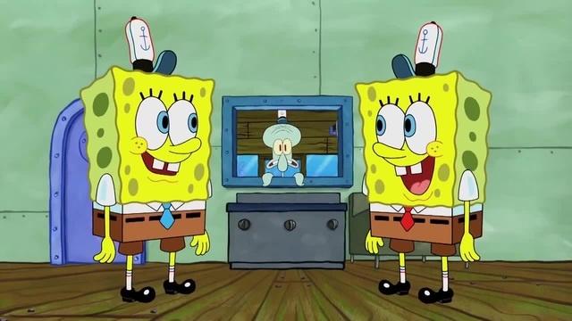 SpongeBob SquarePants   Two Sponges  