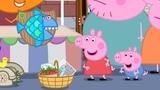 Peppa Pig New Episodes - The Market - Kids Videos