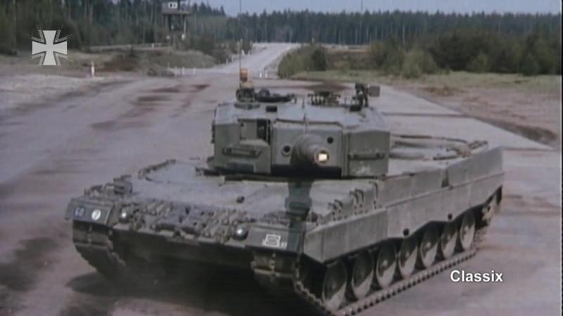 Classix Stabilisierungspistole Leopard 2 Bundeswehr
