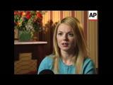 Geri Halliwell - Interview - Associated Press 21.04.1999