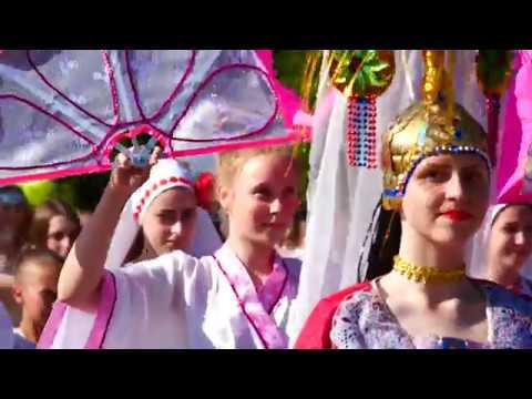 Открытие II межрегионального фестиваля Театральное Прихопёрье.