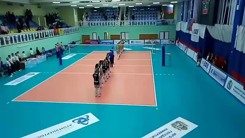 ЮЗГУ-АТОМ (Курск) - Липецк