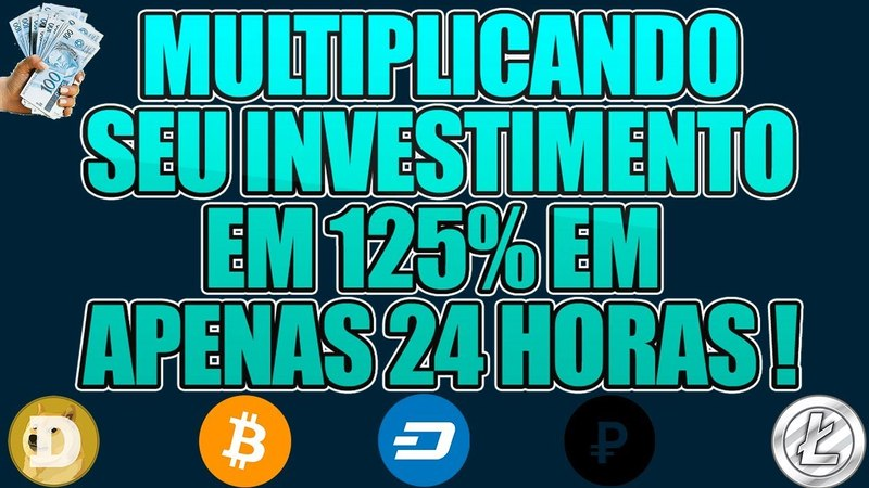 OlxaBonuty Ganhe 125% em 24H em Rublos USD BTC DOGE ETH DASH e LTC