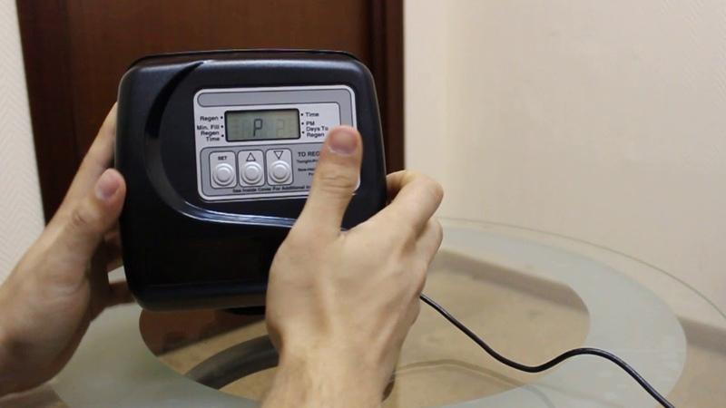 Управляющий клапан clack настройка инструкции по установке