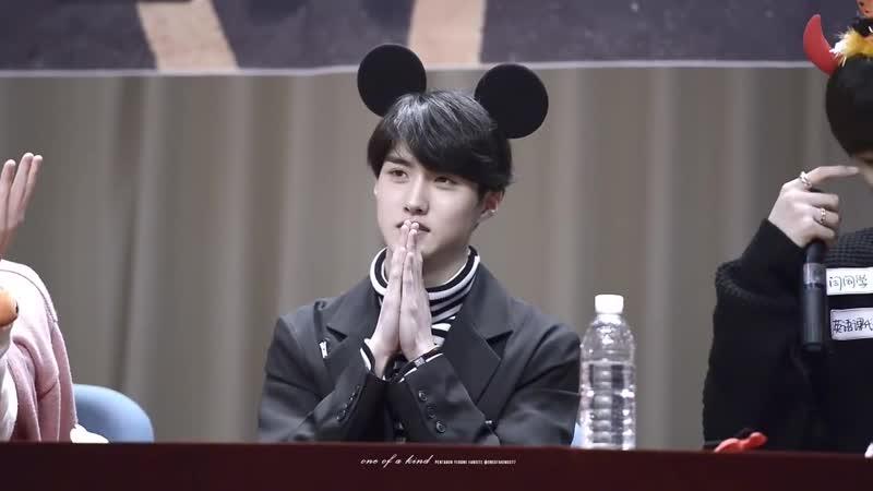 161023 여원 직캠 _ 용산 첫번째 팬싸인회 (YEOONE FOCUS)