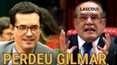 BOMBA! Gilmar Mendes espalha FAKE NEWS em pleno STF e é desmascarado por Deltan Dallagnol MPF