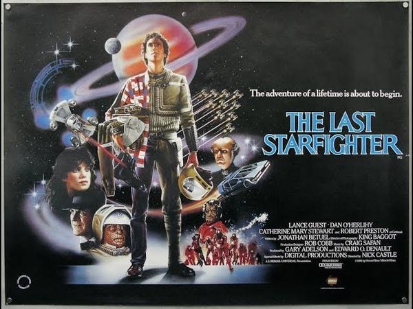Фильм Последний звёздный боец (1985) (Перевод Гаврилова)