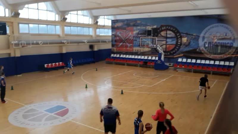 Зима 2019. Баскетбольный лагерь - Serbian Basketball Camp 03.01.2019 - 08.01.2019