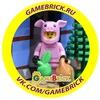 LEGO, ЛЕГО. GameBrick®