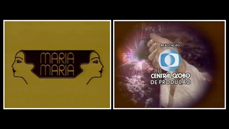 Abertura e Encerramento - Maria, Maria (1978)