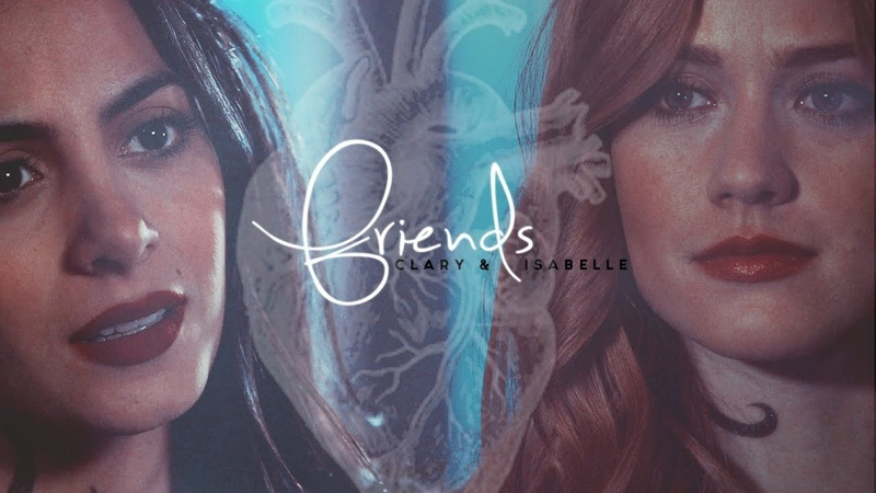 Clary Isabelle | Can we still be friends [AU] 3x01