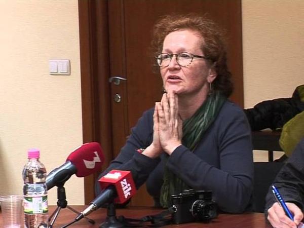 Виктория Ивлева: в России есть чем заняться и без того, чтобы заглядывать к соседу