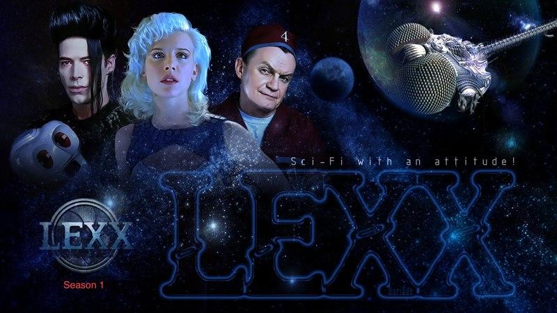 Lexx S01E03 Питающая форма