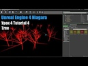 Tutorial 4 Niagara Unreal Engine 4 Tree
