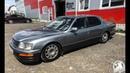 ЛУХУРИ ЗА ПАРУ СОТЕН НАКОНЕЦ то КУПИЛ!! Lexus LS400