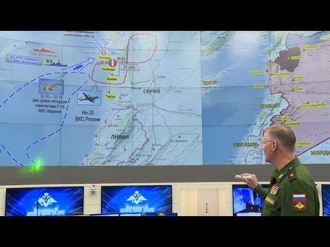 LIVE: Russland präsentiert neue Beweise für Israels Verantwortung bei IL-20 Tragödie