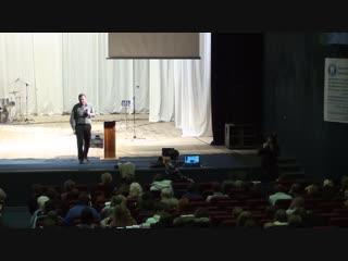 02.12.2018г. Слово Пастыря Местная религиозная организация Петрозаводская Церковь христиан веры евангельской «Новая Жизнь»