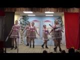 #Район_танцует ТК Лебедушки танец «Как по горкам по горам»