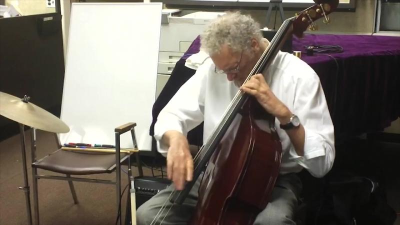 Miroslav Vitous Live @ Kolsteins - improvisation 1