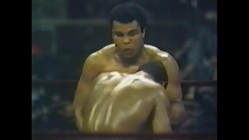 1971-03-08 Muhammad Ali- Joe Frazier (I)