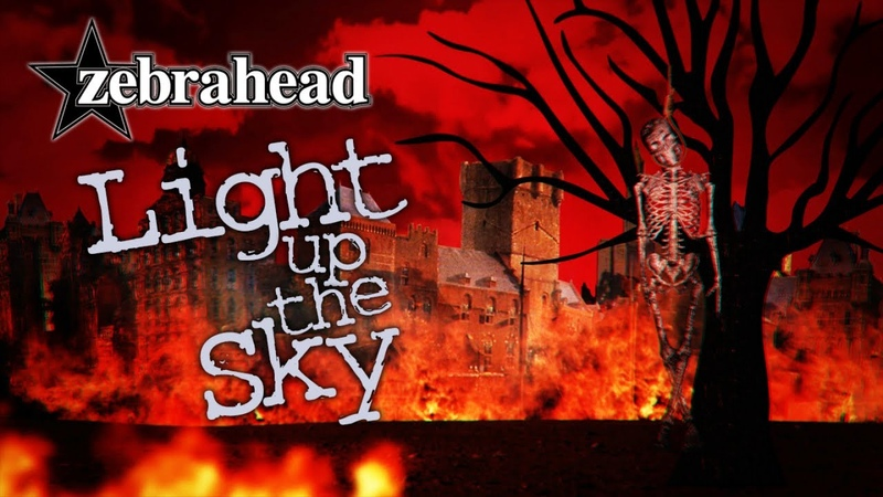 Zebrahead - Light Up The Sky - (Official Lyric Video)