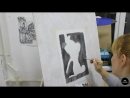 Полный курс по живописи и графике в Твери Работаем над натюрмортом