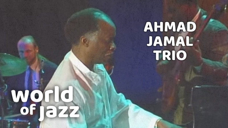 Ahmad Jamal Trio in concert at the North Sea Jazz Festival 16 07 1989 World of Jazz