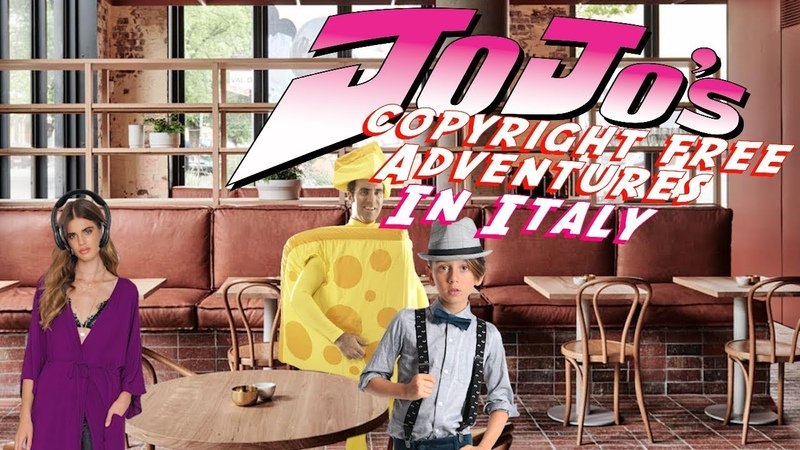 JoJo's Copyright Free Adventures In Italy - Episode 4