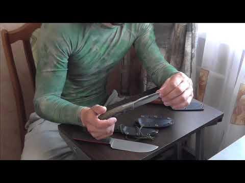 Видео обзор ножей: grohmann 3, уазик, едокол, эридан