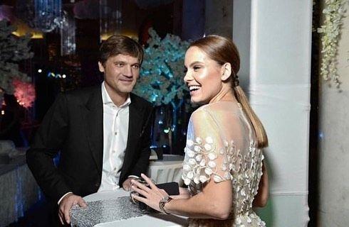 За кого Дарья Клюкина выходит замуж: Владимир Чопов из «Газпрома»