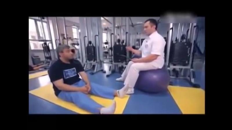 Межпозвоночная грыжа лечение движением