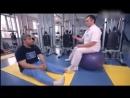 Межпозвоночная грыжа - лечение движением.