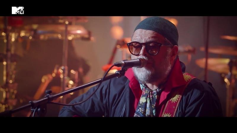 Б. Гребенщиков и группа Аквариум - Великая железнодорожная симфония /MTV Unplugged -2018