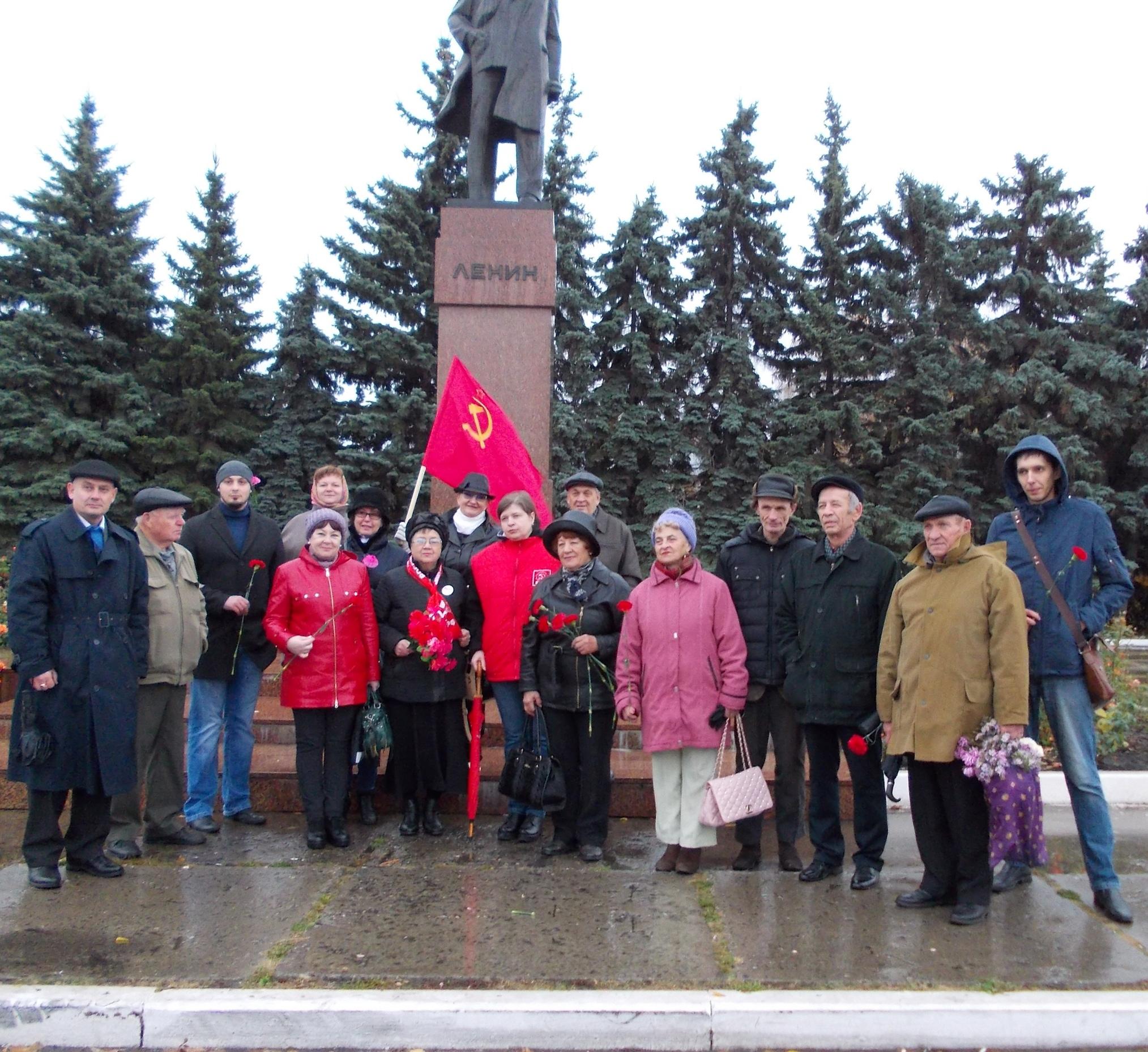 Сызрань 100 лет Комсомолу