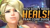 Overwatch You DON'T Need Heals! - Team Comp Misconceptions