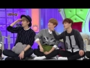 EXO Chen & Chanyeol & Baekhyun @ Hello Counselor Ep.220