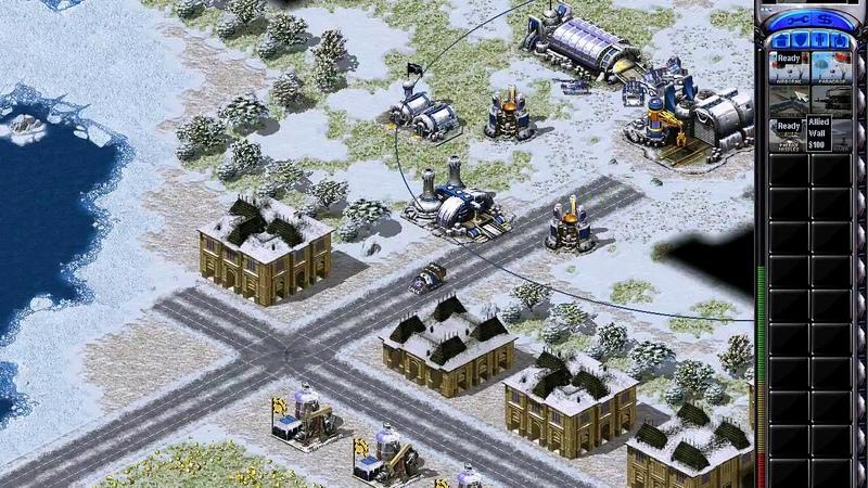 CC Red Alert 2 League (MD) 190119(3) - Aleksandr vs Artemis
