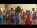 конкурс восточного танца Эхо пустыни , флешмоб от Яны Лимаревой
